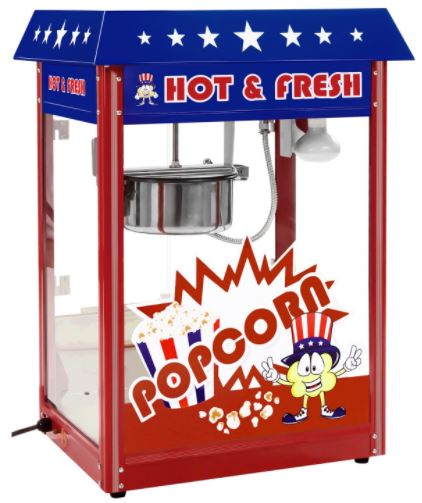 machine a pop corn pro